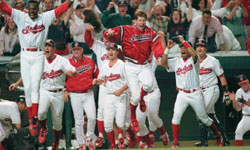 1997 Clinch Celebration