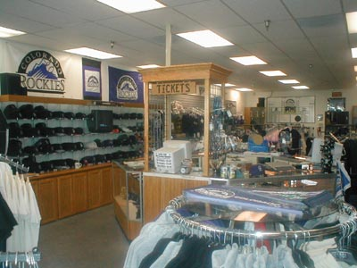 Rockies Dugout Stores | ColoradoRockies.com: Fan Forum