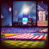 9/11 Remembrance at Coors Field