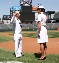 Navy reenlistment