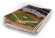 Rockies Magazine in Print