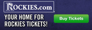 Your home for Rockies tickets! Buy Now!