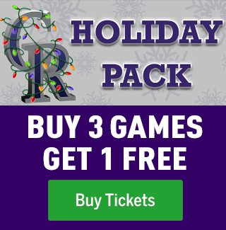 2017 Holiday Pack. Buy 3 games, get 1 free!