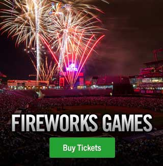 Fireworks Games. Buy Tickets now!