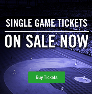 Single Game Tickets - On Sale Now