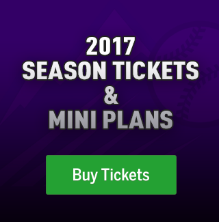 2017 Season Tickets and Mini Plans on sale now