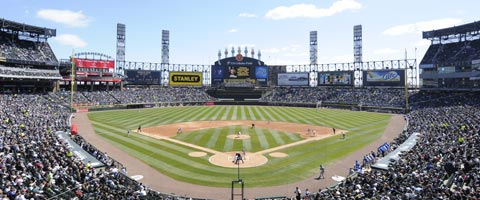 U.S. Cellular Field de Los White Sox De Chicago
