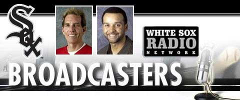 White Sox Broadcasters