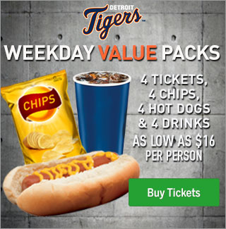 Weekday Value Packs