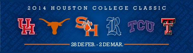 2014 Houston College Classic