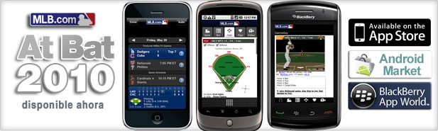 MLB.com AtBat2010 now available!