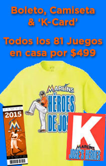 Free Jose's Heroes T-shirt & 'K' card.