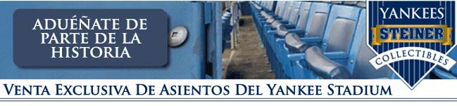 Venta exclusiva de asientos del Yankee Stadium