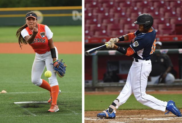 Astros RBI Baseball & Softball League Tryouts | astros com: Community