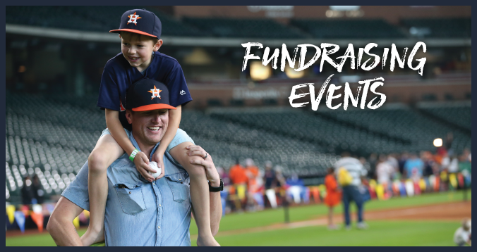 Astros Fundraising Events