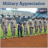 Astros Military Appreciation