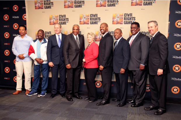 Houston Astros to host the 2014 Civil Rights Game