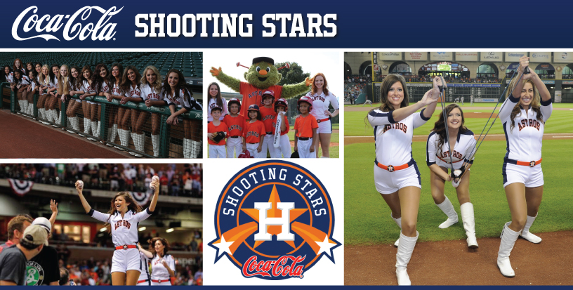 Astros Shooting Stars
