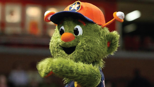 Orbit the Mascot