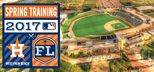 Astros Spring Training Tickets, Ballpark, Schedule 2017