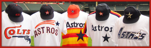 Houston Astros Flashback Fridays