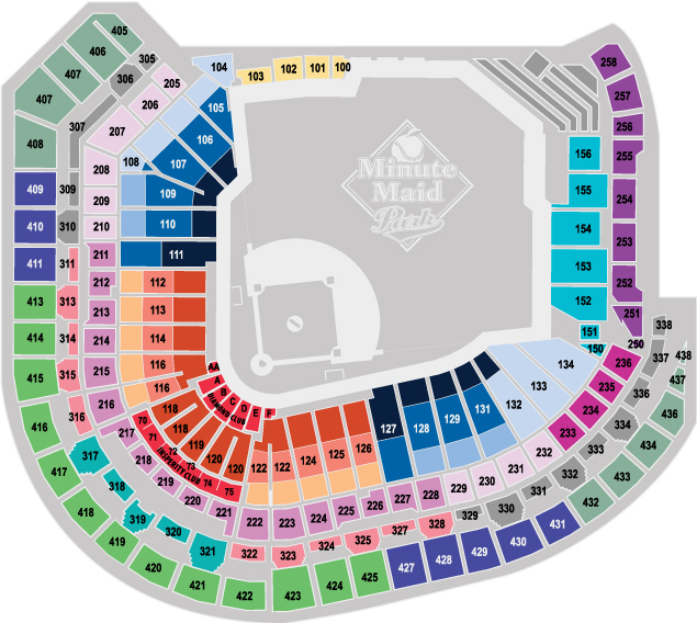 Houston Astros Seating Chart The Ballpark Of The Palm Beaches Astros Com Spring Training