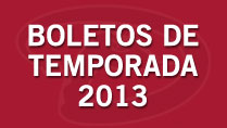 Boletos de Temporada 2013