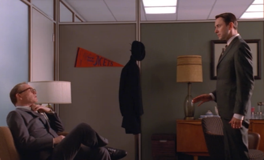 Mad Men Mets Pennant