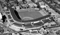 Wrigley Field in 1932