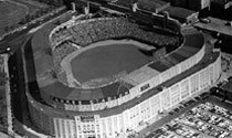Yankee Stadium, 1960 World Series (AP)
