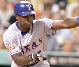 Alfonso Soriano blasted a three-run homer in the first inning and was named MVP.
