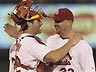 Mike Matheny, Larry Walker