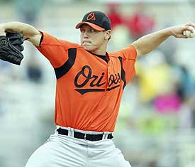 Orioles trade options