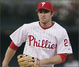 In his first public comments since The Trade, Chase Utley backed the Phillies decision to acquire Roy Halladay.