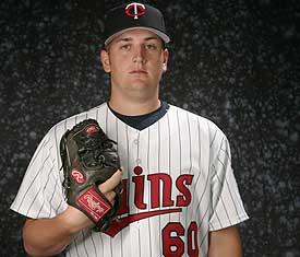 Glen Perkins, Minnesota Twins