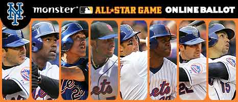 Monster All-Star Game Online Ballot