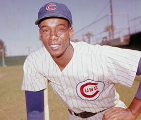 Ernie Banks chicago cubs