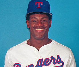 Young Sammy Sosa