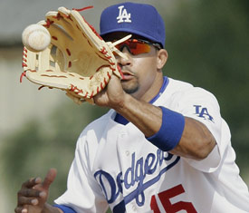 Rafael Furcal, fantasy baseball shortstop