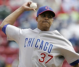 Cubs Considering Offers for Pitchers Chad Gaudin and Angel Guzman