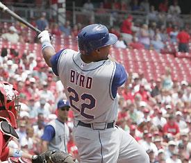 Marlon Byrd, Outfielder, Texas Rangers