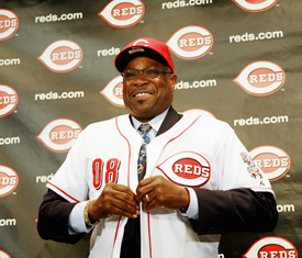 Dusty Baker Reds