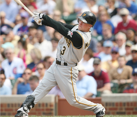 Nate McLouth, Pittsburgh Pirates