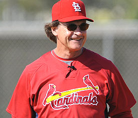 Kirk Ferentzs pal, Tony La Russa