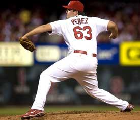 Chris Perez, St. Louis Cardinals
