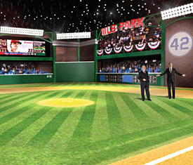 MLB Network Studio 42