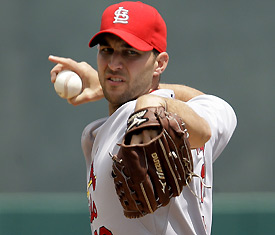 Schadenfreude: Cardinals' Adam Wainwright Might Be Out for Year