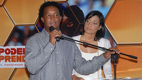 Pedro and Carolina Martinez
