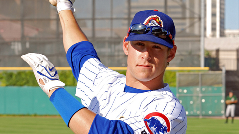 Chicago Cubs Prospect Brett Jackson Feeling Better