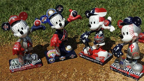2010 Mickey Mouse All-Stars